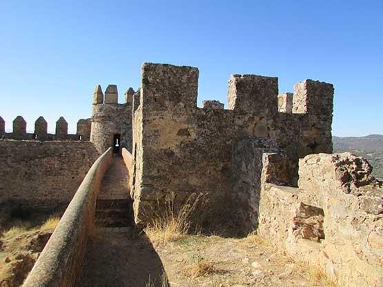 Adarve del castillo